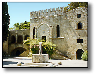 Rhodes Greek Islands